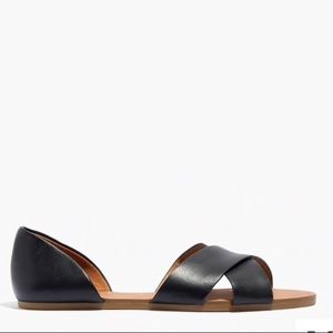 Madewell Thea Crisscross Sandal